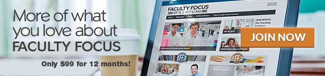 Faculty Focus