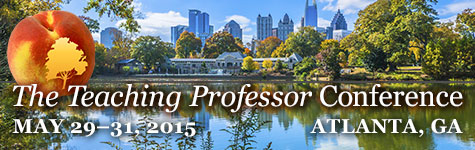 Register for The Teaching Professor Conference