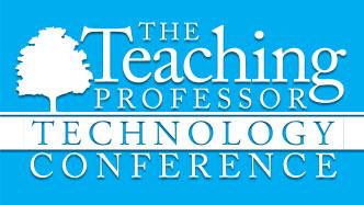 Teaching Professor Tech Conference