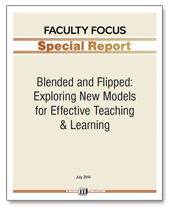Blended and Flipped: Exploring New Models for Effective Teaching & Learning