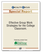 effective group work strategies