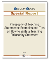 Philosophy of Teaching Statements: Examples and Tips on How to Write a Teaching Philosophy Statement