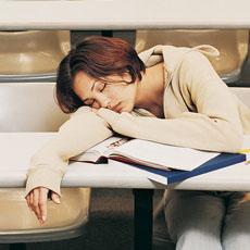 sleepingstudent